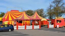 Voor het eerst in bijna anderhalf jaar, wordt de tent eind deze maand weer opgezet.