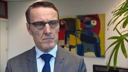Burgemeester Frank van der Meijden van Laarbeek (foto: Omroep Brabant).