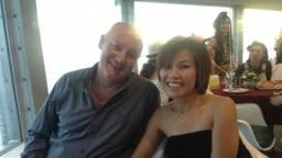 Johans vrouw Tukta is nog in Thailand (foto: Justice for Johan).