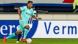 Vangelis Pavlidis gaat in de Europa League op zoek naar doelpunten (foto: OrangePictures).