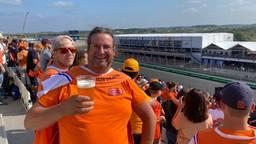 Marco Kleij Formule 1-fan