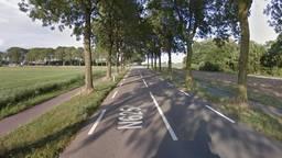 Op de Hustenweg mag je maar 80.