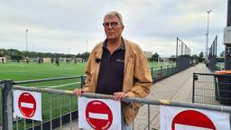 Veiligheidscoördinator Ed van Limbeek (foto: Noël van Hooft)