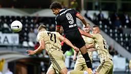 Donyell Malen scoorde een keer (foto: ANP).
