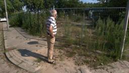 Jan van Peer baalt enorm van het uitzicht dat hij thuis heeft.