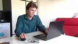 Student Diederik kan nu ook midden in de nacht experimenteren op de TU/e.