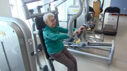 Nel (88) werd fitter gemaakt voor haar operatie