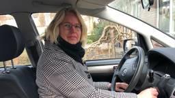 Mirjam mag eindelijk weer autorijden (foto: Rogier van Son)