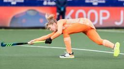 Ireen van den Assem droomde van haar eerste Olympische Spelen (foto: ANP 2021/Willem Vernes).