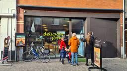 De Delicious Store in Eindhoven (foto: Omroep Brabant).