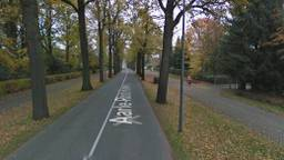Op deze weg wordt vaak te hard gereden. Foto: Google Maps.