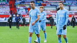 PSV druipt af in De Kuip na 3-1 nederlaag (foto: ANP).