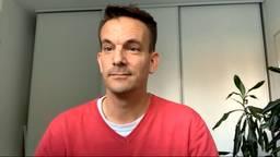 Onderzoeker Arnout de Vries.