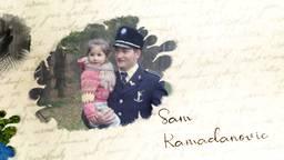 Sam Ramadanovic (43) overleed op 8 april aan het coronavirus.