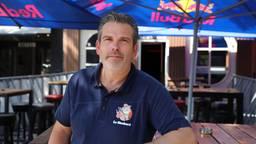 Marvin van Wijk van café Clochard (foto: Collin Beijk).