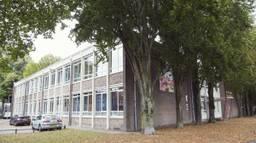 De oude Jan Ligthartschool.