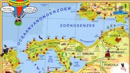 De luidieke landkaart (beeld: Brabants Burger Platform).