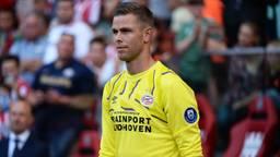 Robbin Ruiter verkast van PSV naar Willem II (foto: OrangePictures).