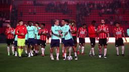 PSV sloot de laatste test voor het tweeluik met Galatasaray met goed gevoel af (foto: OrangePictures).