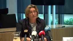 Burgemeester Wobine Buijs-Glaudemans (foto: Omroep Brabant).