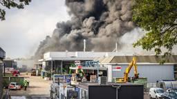 Hulpdiensten rukten massaal uit. (Foto: Sem van Rijssel/SQ Vision)