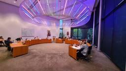 Extra raadsvergadering in de gemeente Gemert-Bakel (foto: Noël van Hooft)
