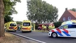 De man uit Schijndel overleed aan zijn verwondingen (foto: Bart Meesters).