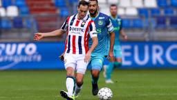 Freek Heerkens eindelijk weer voetballer, als aanvoerder tegen Sparta (foto: OrangePictures).