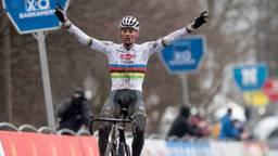 Mathieu van der Poel won afgelopen weekend de Flandrien Cross in Hamme (foto: OrangePictures).