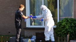 De politie wilde bij haar onderzoek per se niets over het hoofd zien (foto: Bart Meesters/SQ Vision Mediaprodukties).