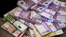 Archieffoto (niet het geld uit het bericht).