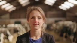 Liza vond de liefde op de boerderij.
