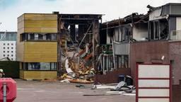 Bij de brand kwamen drie mensen om het leven (foto: Jurgen Versteeg/SQ Vision).