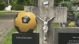 NAC-supporters krijgen eigen begraafplaats in Breda (foto: Ronald Sträter).