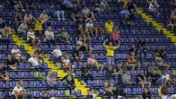 Publiek bij NAC - FC Den Bosch (archieffoto).