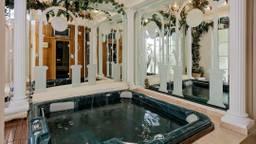Het huis heeft een complete indoor-wellness.(Foto: Makelaarskantoor Brabant B.V.)