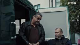 Frank Lammers als Ferry Bouman (beeld: trailer Undercover).