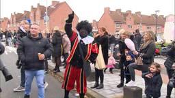 De organisatie is voor het behoud van Zwarte Piet.