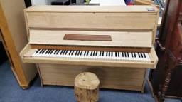 Wie heeft deze piano gezien? (privéfoto)