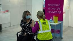 Sanna kreeg opnieuw de eer (foto: Omroep Brabant).