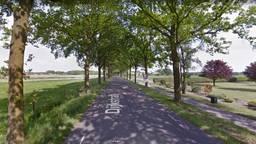De Dijkstraat in Asten (foto: Google Maps).