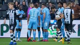 PSV komt niet verder dan een 1-1 gelijkspel (foto: OrangePictures).