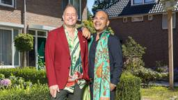 Peer (links) en Brian (foto: Wessel de Groot).