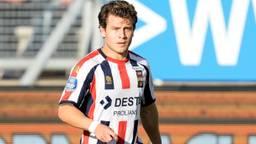 Willem II-speler Mats Kohlert