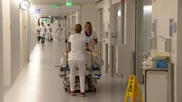 De IC-afdeling van het Amphia Ziekenhuis in Breda. (foto: Raoul Cartens)