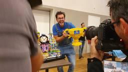 Vriendenkring De Rijten wint de Legoparade.