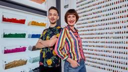 Jan en Lola winnen LEGO Masters (Foto: RTL/William Rutten)