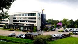 Het Van der Valk Hotel in Nieuwerkerk aan den IJssel (foto: ANP).