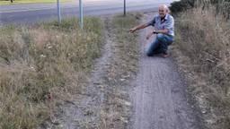 Olifantenpaadje in Schijndel (foto: Jan Verhagen)