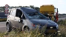 De oorzaak van het ongeval is niet bekend. Foto: Sander van Gils - SQ Vision